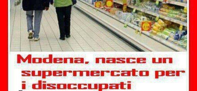 modena supermercato