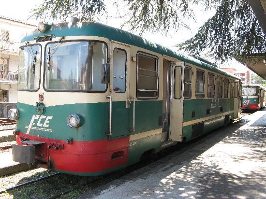 Ferrovia Circumetnea Catania