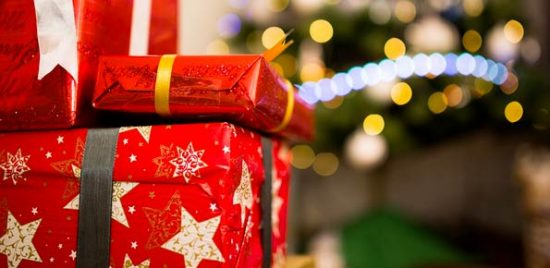 lavoro impacchettare regali