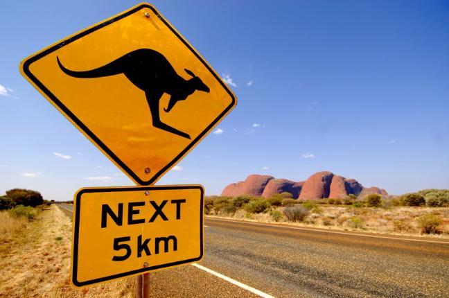 lavorare in australia