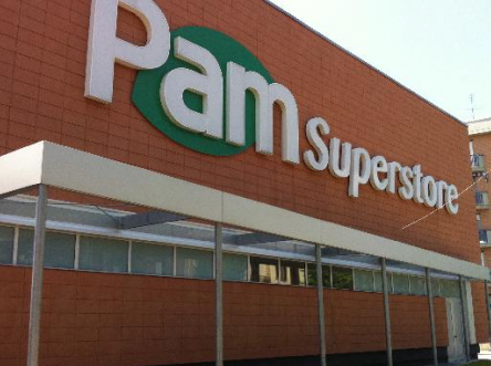 lavoro pam supermercati