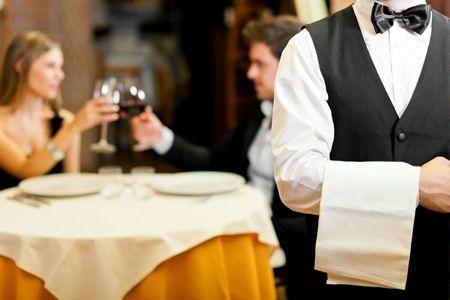 cameriere lavoro germania