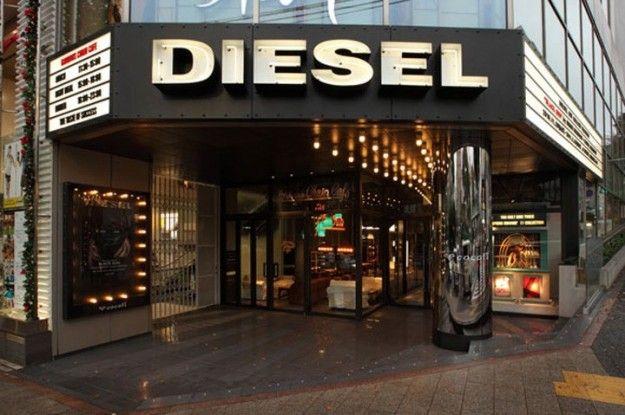 negozio diesel lavora con noi
