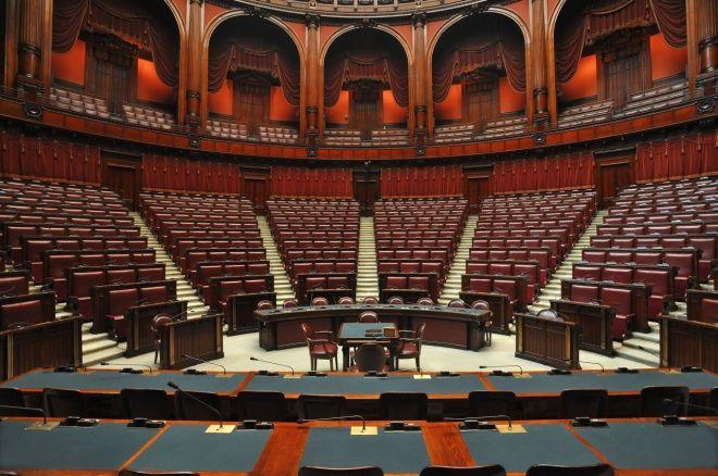 Lavorare nel parlamento italiano si assume nuovo personale for Il parlamento italiano