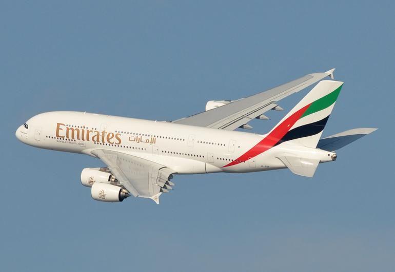 emirates airlines lavoro
