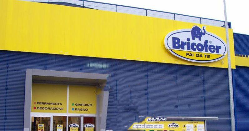 bricofer punto vendita lavoro