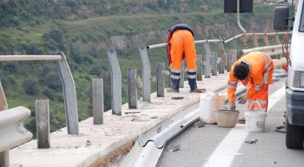 lavoro autostrade
