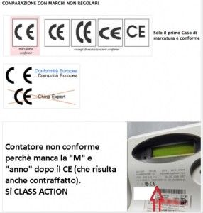 contatori non certificati