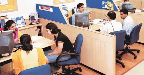 lavorare in banca