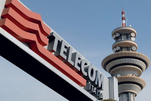 telecom italia lavoro