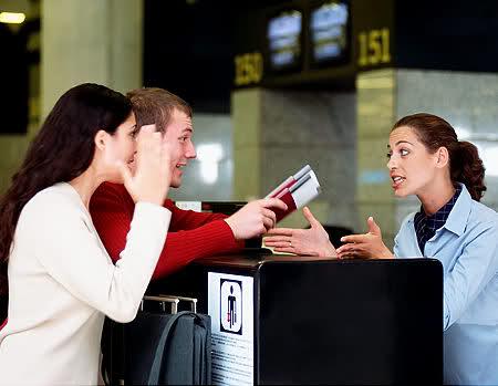 lavoro negli aeroporti