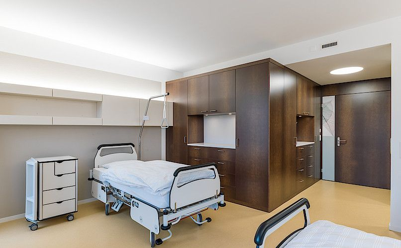 lavoro ospedale in svizzera