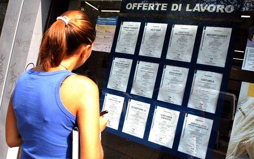nuove offerte di lavoro italia