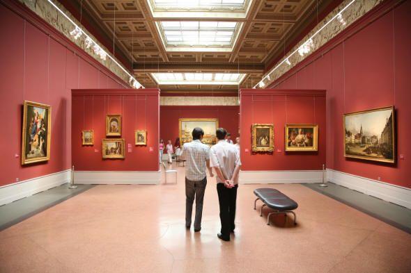 lavoro guida museo
