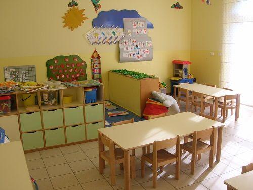 lavoro scuola materna