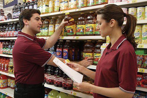 supermercato lavoro italia