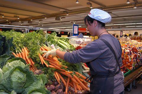 addetti supermercato