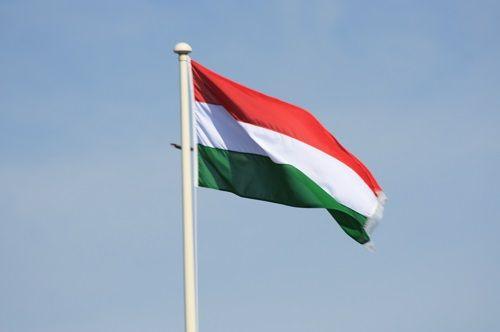 ungheria bandiera