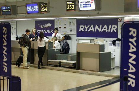 addetti passeggeri ryanair