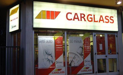 lavoro carglass vetri riparati