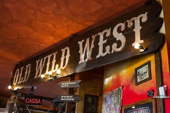 old wild west lavoro