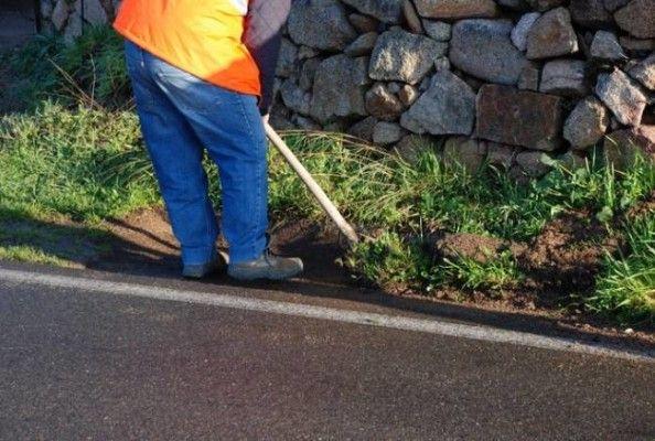pulizia strade baratto amministrativo
