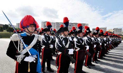 concorso pubblico carabinieri