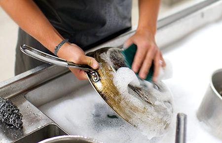 lavoro lavapiatti italia