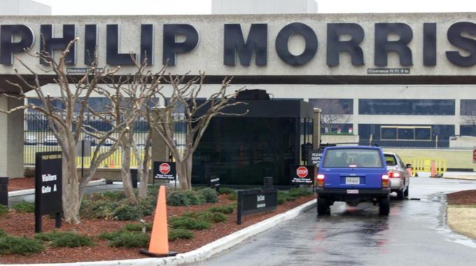 philip morris stabilimento lavoro
