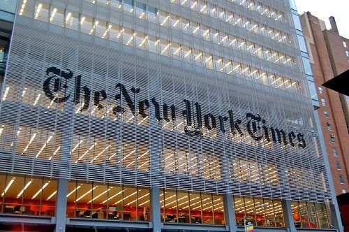 sede new york times lavoro