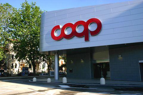 coop supermercato