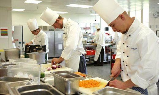 lavoro aiuti cuoco