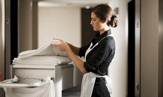lavoro camerieri stanza