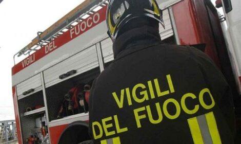 lavoro vigili del fuoco