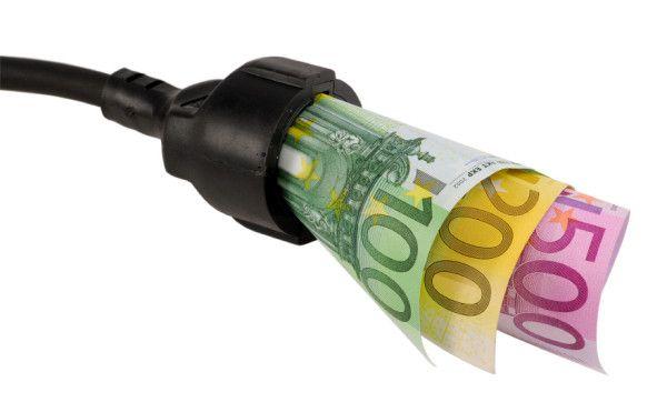 calo costo energia elettrica