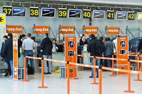 lavoro easyjet aeroporto