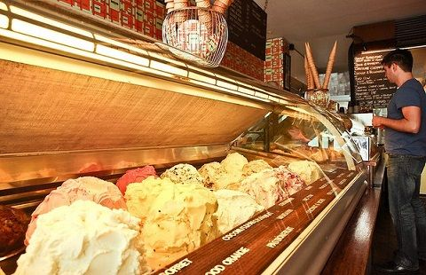 lavoro gelateria artigianale australia