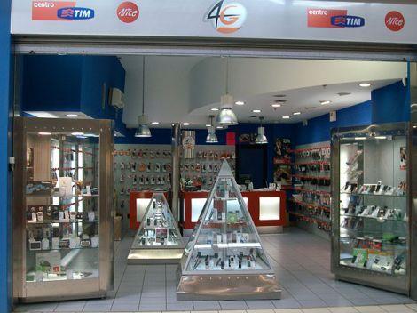 negozio telecom
