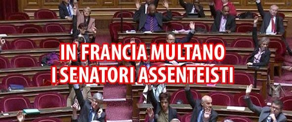 in francia multano parlamentari