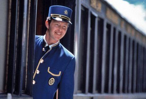 lavoro steward treno