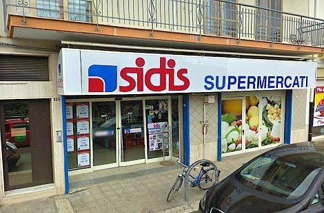 lavoro supermercati sidis