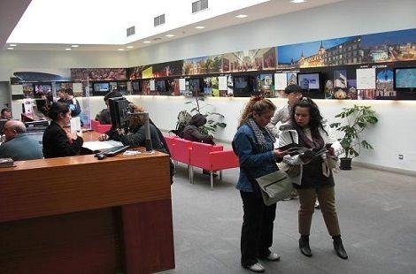 lavoro uffici del turimo