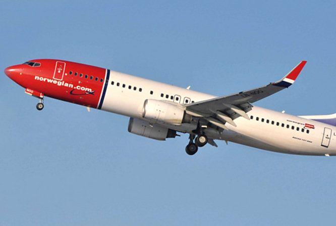 norwegian air lavoro