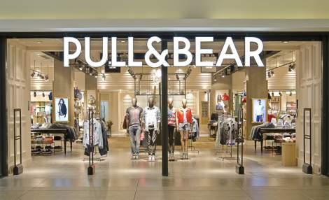 Pull&bear negozio lavoro