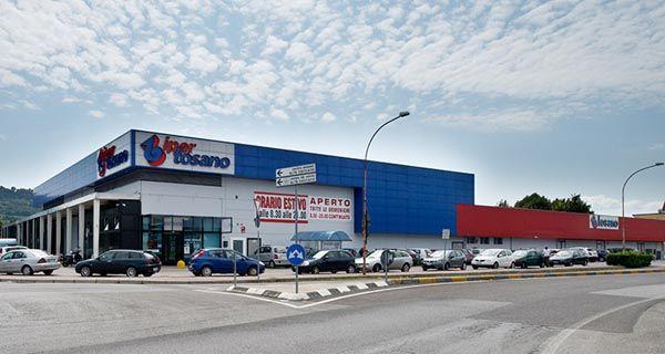 centro commerciale iper tosano