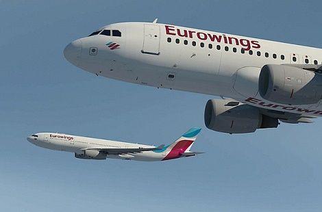 eurowings lavoro