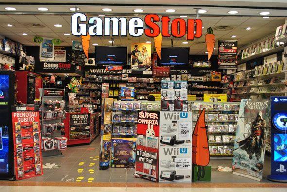 gamestop negozio