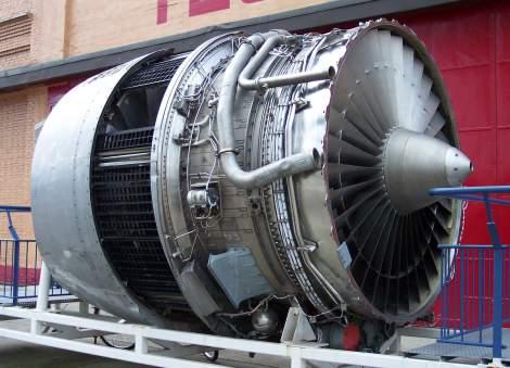 turbina aereo lavoro