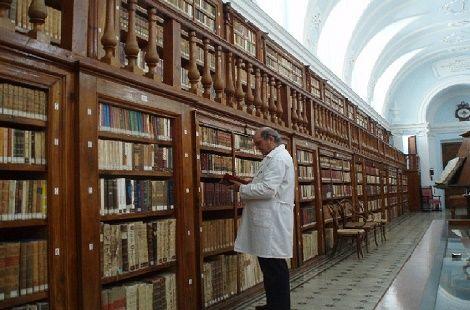 lavoro bibliotecario