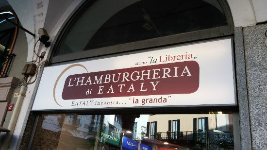hamburgheria italia